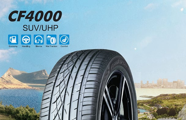 CF 4000 High Performance SUV Tire