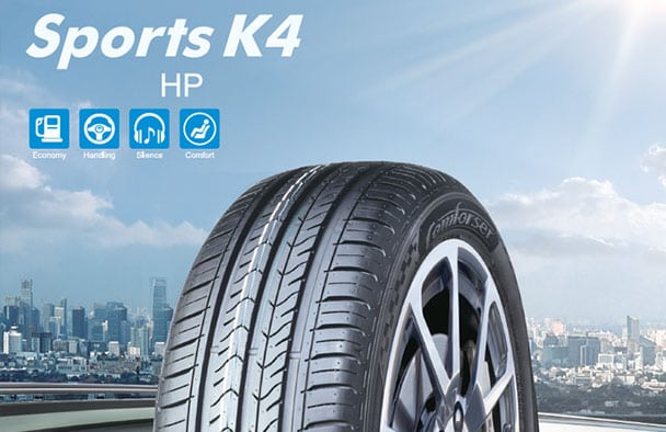 Sports K4 Tire